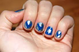 hanukkah nail hey look what i made hanukkah nails