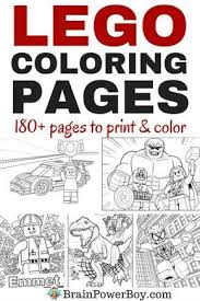 25 lego coloring pages ideas ninjago lego