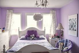 rose gold bedroom wallpaper purple polyester window curtain purple