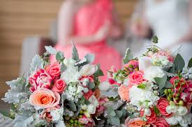 wedding flowers brisbane coral and pink wedding flowers brisbane wedding florist