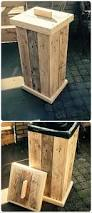 pallet kitchen garbage pallets kitchens and pallet projects