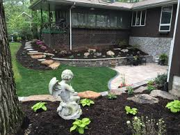 landscaping ideas backyard backyards cozy house backyard design new design photo on wonderful
