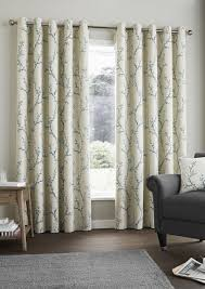 Whitworth Duck Egg Lined Curtains Hemsworth Duck Egg Eyelet Curtains Com