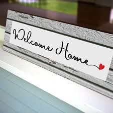 Welcome Home Decorations Best 25 Welcome Home Ideas Only On Pinterest Embroidery Hoops
