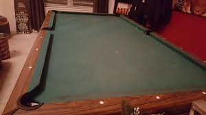 ebonite pool table 3 piece slate ebonite pool table household in littleton co