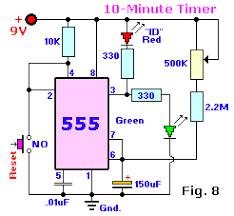 a 555 timer ic tutorial