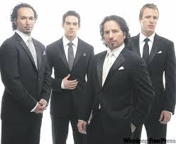 canadian tenors preview they croon we swoon winnipeg free press