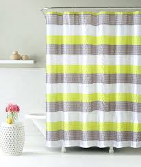 exquisite ideas lime green shower curtain classy curtains striped bathroom decorating