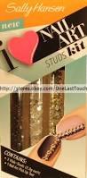 how to use sally hansen i love nail art bead kit best nail ideas