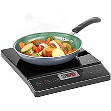 What Cookware Can Be Used On Induction Cooktop Amazon Com Chef U0027s Star 1800w Portable Induction Cooktop