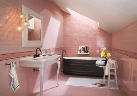 Pink Tile Bathroom 15 Creative Bathroom Tiles Ideas Home Design Lover