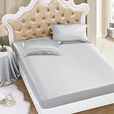 ellesilk platinum silk fitted sheets the finest 25 momme seamless