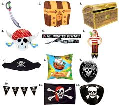 pirate party supplies pirate party ideas for a birthday munchkins