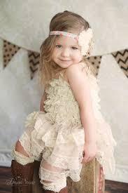 Chic Flower Flower Dress Lace Pettidress Vintage Flower Dress