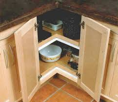 kitchen corner cupboard rotating shelf building a lazy susan cabinet homebuilding
