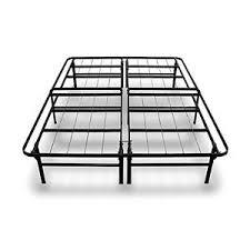 premium steel platform bed frame foundation mattress foundation