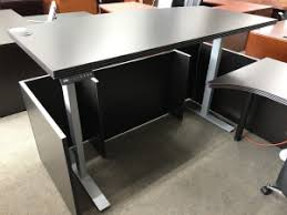 Used Receptionist Desk For Sale Affordable Office Furniture Near Milwaukee U0026 Chicago Used