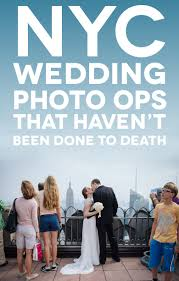 10 nyc wedding ideas that haven u0027t been done to death a practical
