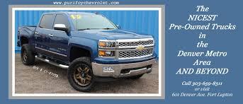 purifoy chevrolet denver colorado area new chevy u0026 corvette dealer