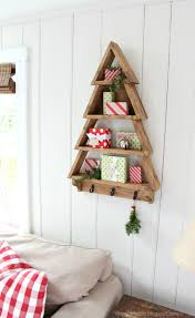 Free Wood Wall Shelf Plans by Ana White Tree Wall Shelf Diy Projects