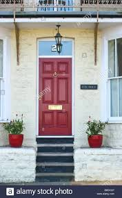 front door colors red paint color designs for houses gray brick