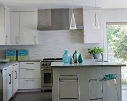 blue glass kitchen backsplash kitchen sky blue glass subway tile contemporary kitchen backsplash