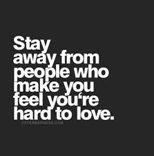 quote quote love quote stay away from people who people wisdom and truths