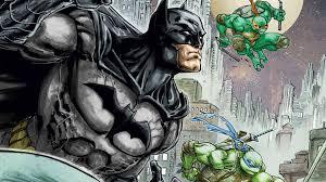 batman teenage mutant ninja turtles 2 dc