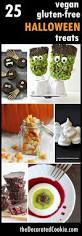 25 vegan gluten free halloween treats the decorated cookie