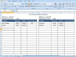 10 best everything excel templates images on pinterest summary