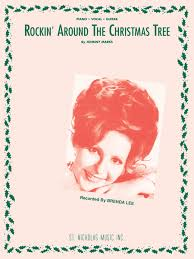 preview rockin u0027 around the christmas tree by brenda lee hl 352053