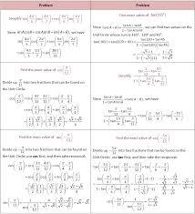 trigonometric identities she loves math
