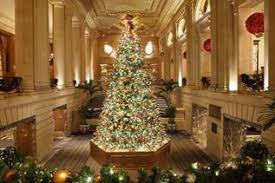 chicago christmas lights 2017 hilton christmas tree chicago restaurant examiner