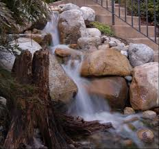 Aquascapes Of Ct Pa Disappearing Backyard Pondless Waterfall Contractor Bucks