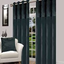 Black Curtain Black Cheap Ready Made Curtains Online Uk U0026 Ireland Harry Corry