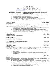 resume templates business saneme
