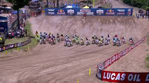 ama motocross on tv dean wilson promotocross com home of the lucas oil pro