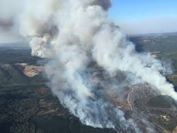 Definition For Wildfire by Working On Fire Works Tirelessly To Contain Sabie Graskop Wildfire