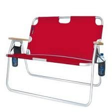 red tailgator chair