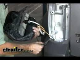 2006 jeep liberty trailer hitch wiring harness installation 2003 jeep liberty etrailer com