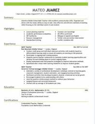 Best images about Teacher resumes on Pinterest   Teaching     Resignation Letter Samples   Templates