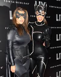 catwoman halloween suit kim kardashian catwoman1