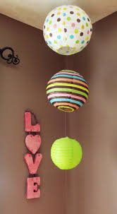 Diy Ball Chandelier Accessories 20 Attractive Photos Do It Yourself Room Crafts Diy