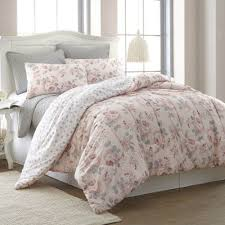 Pacific Coast Duvet Cover Pacific Coast Textiles Rosette 6 Pc Reversible Comforter Set