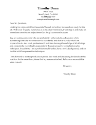 cover letter sles uk cover letters exles uk retail cover letter exles uk