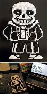 Sans Policy Templates by 289 Best Undertale Pixel Perler Images On