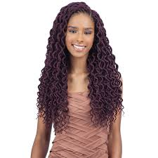 pictures of soft dred crotchet hairstyles 2x soft curly faux loc 18 freetress synthetic crochet braid