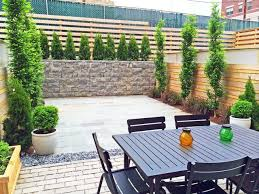 townhouse landscape design townhouse backyard patio idea small