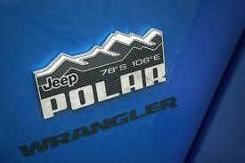 jeep wrangler logo jeep prepares wrangler polar special edition for iaa