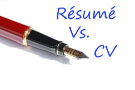 What Is The Difference Between Resume And Cv The Cv Vs The Resume Which Should You Use A Slice Of Advice